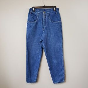 Vintage Rio High Waisted Mom Jeans
